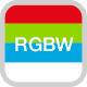 rgbw kiolight